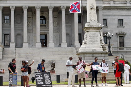 В Южной Каролине одобрили законопроект о снятии флага Конфедерации