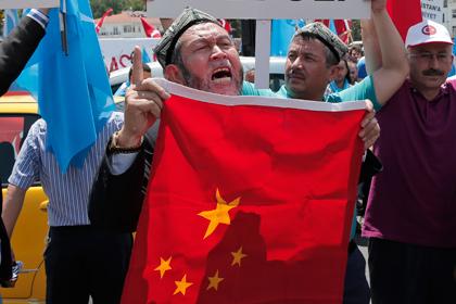 Уйгуры напали на консульство Таиланда в Стамбуле