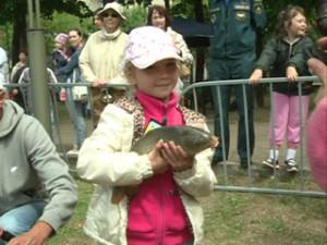 В Смоленске отметили День рыбака