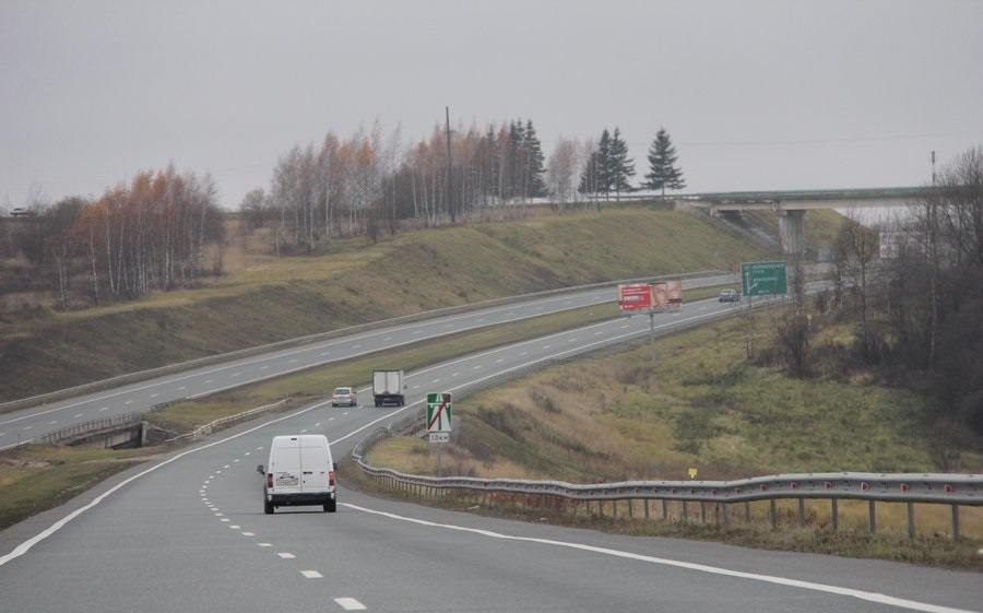 В Смоленской области после реконструкции открыли участок федеральной трассы Р-120