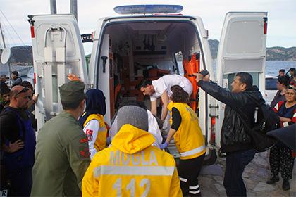 В результате аварии автобусов в Турции погибли шесть человек