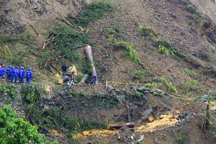 На Филиппинах из-за дождей обрушился крупнейший угольный рудник