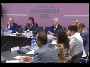 Смоленские парламентарии провели выездное заседание в Десногорске