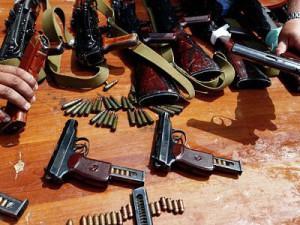 ФСБ задержала членов межрегиональной оружейной банды