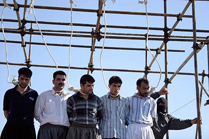 Правозащитники насчитали в Иране 700 казней с начала года