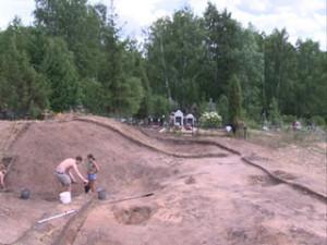 Археологи из Москвы выдвинули гипотезу о причинах исчезновения древнего поселения под Смоленском