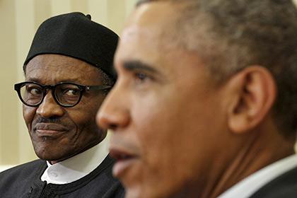 Президент Нигерии после встречи с Обамой обвинил США в поддержке исламистов