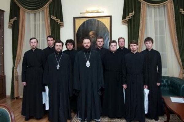 Смоленская Православная Духовная Семинария набирает студентов