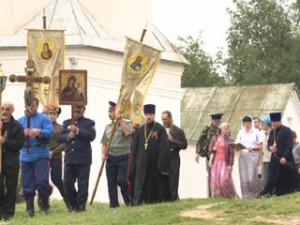 Во всех храмах Смоленщины прошли богослужения в память о святом князе Владимире