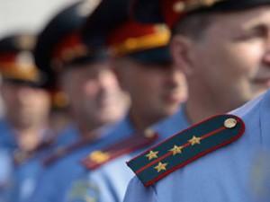 Около четырехсот полицейских в регионе потеряют работу