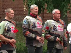 В Смоленск прибыли участники мотопробега «Победа в каждом из нас»