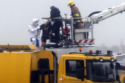 Экологи нарушили работу аэропорта Хитроу