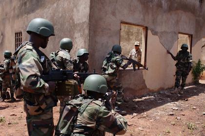 В Мали задержаны 20 исламистов