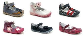 Выбираем детские туфельки