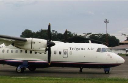 В Индонезии нашли разбившийся пассажирский самолет