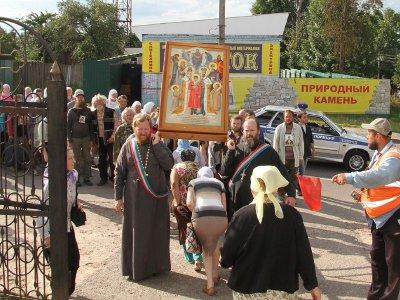 Накануне праздника Одигитрии в Смоленске встретятся три крестных хода