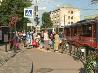 В Смоленске объединят две трамвайные остановки