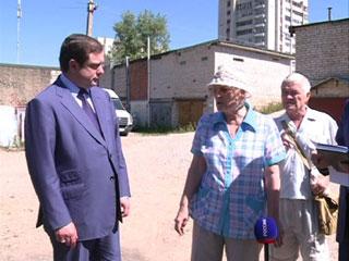 Глава региона совершил рабочую поездку по Смоленску