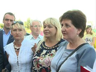 Врио губернатора Смоленской области встретился с жителями микрорайона Королевка