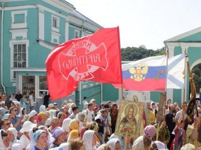 Смоленск встретил три крестных хода