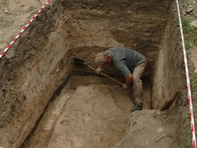 Строительство бани помогло установить более древний возраст Смоленска