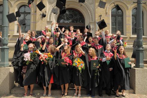 Обучения в Чехии – идеальный вариант получения высшего образования