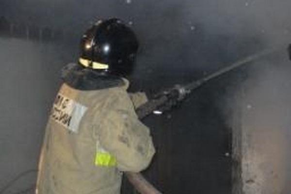 В Смоленской области за сутки сгорели 2 бани