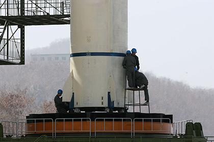 Северная Корея объявила о разработке нового спутника для мирных целей