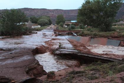 В Юте от наводнения погибли 12 человек