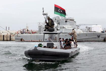 Ливийские исламисты заявили о задержании танкера с россиянами