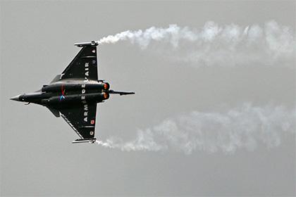 Французские ВВС начнут разведывательные полеты над Сирией