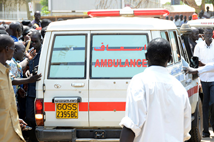 В Южном Судане при взрыве бензовоза погибли больше 100 человек