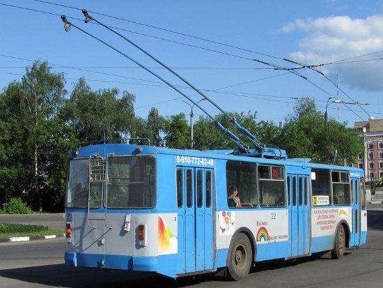 Троллейбус на Киселевку пустят уже в ближайшие дни