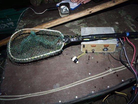 электро удочки для ловли рыбы видео своими руками