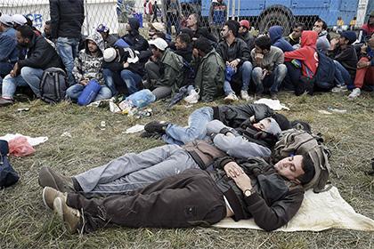Европейский союз решил расселить 120 тысяч беженцев