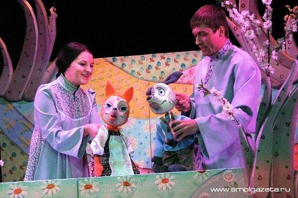 Смоленский театр кукол открыл новый сезон