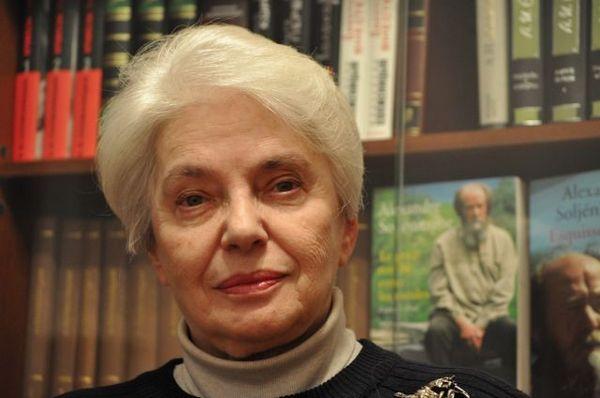 В Смоленск приедет вдова нобелевского лауреата Александра Солженицына