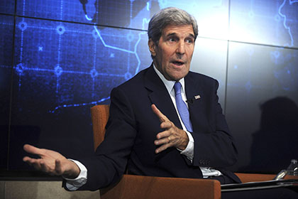 Керри заявил о готовности США принять сирийских беженцев