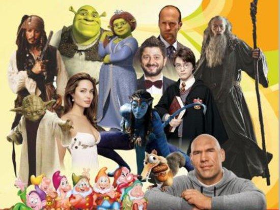 В Смоленск привезут восковых звезд Голливуда и героев кино