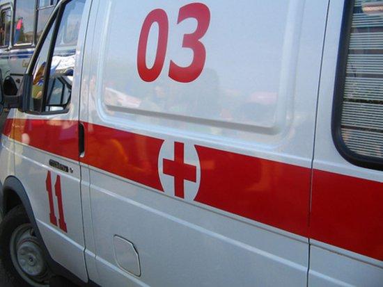 Водитель KIA из-за инсульта врезался в туристический автобус в Смоленске