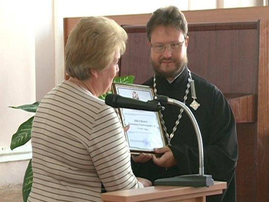 Краеведческую премию имени Орловского получил священник