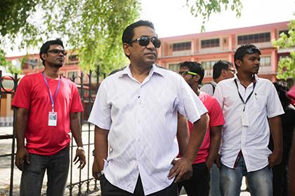 На катере президента Мальдив прогремел взрыв