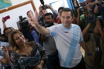 На президентских выборах в Гватемале победил комик
