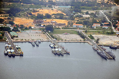Вьетнам пустит японские корабли на базу в Камрани