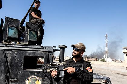 Шиитское ополчение Ирака обстреляло иранскую оппозицию ракетами