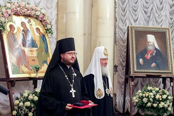 Смоленский краевед удостоен Макариевской премии