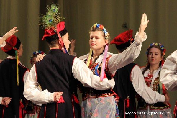 В Смоленске состоялся мультикультурный концерт ко Дню народного единства ФОТО