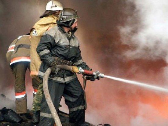 В Кардымовском районе загорелась школа-интернат