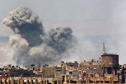 В Сирии погибли два иранских генерала