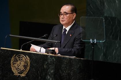 Северная Корея предложила США заключить мирный договор
